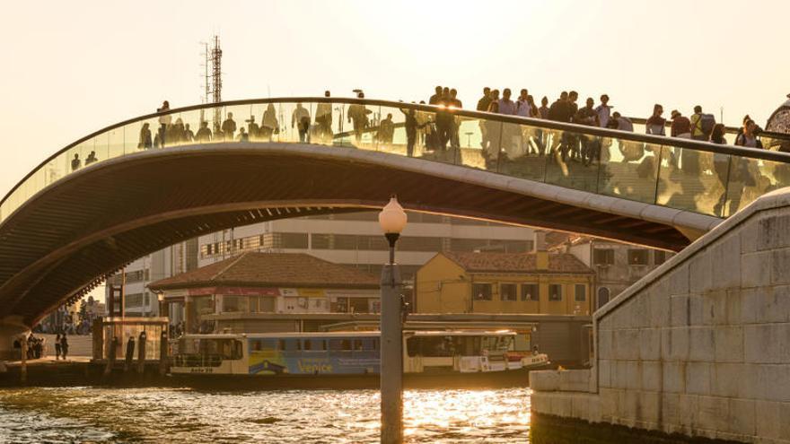 Italia multa a Calatrava por un aumento de costes en Venecia