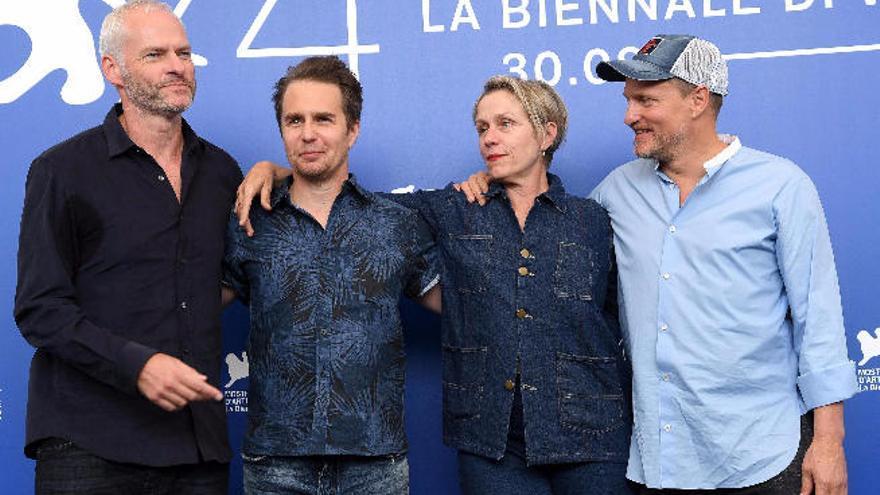 McDormand triunfa en Venecia con su madre coraje a la americana