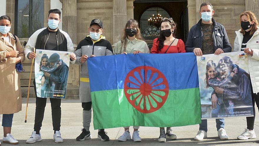 Pontevedra celebra el Día Internacional del Pueblo Gitano