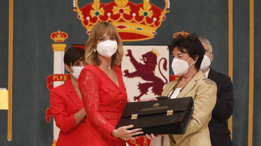La ministra aragonesa seguirá la estela de Celaá y defiende la FP y la  escuela rural - El Periódico de Aragón