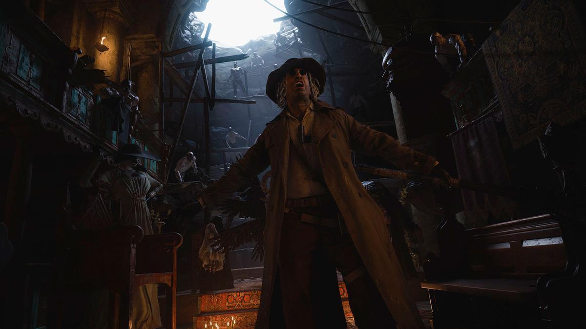 El videojuego 'Resident Evil Village'.