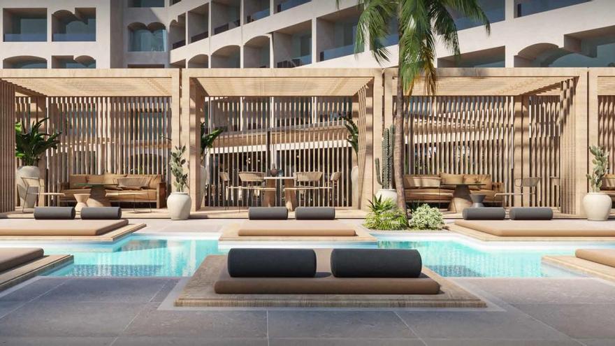SAMPOL se adjudica la reforma del cuatro estrellas Labranda Suites Costa Adeje en Tenerife