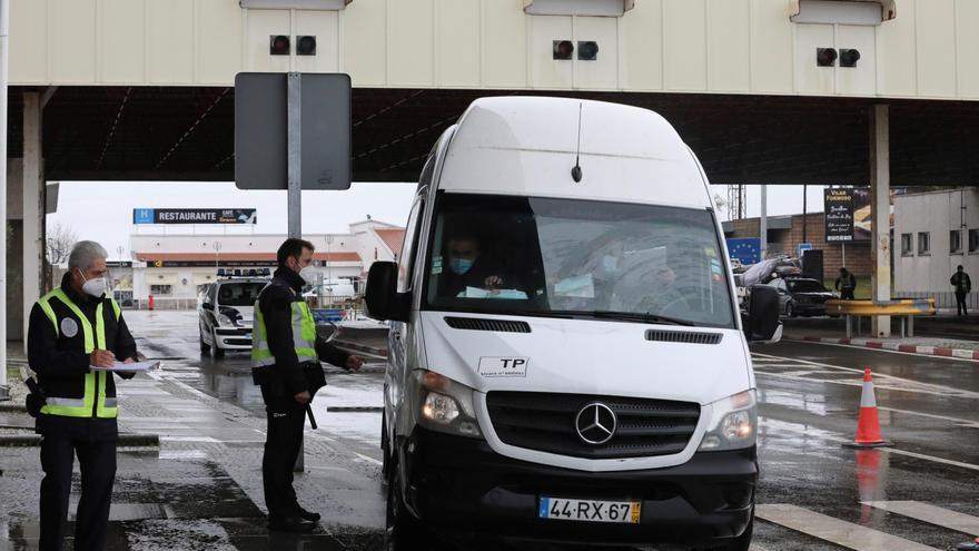 Portugal abrirá la frontera con España este sábado