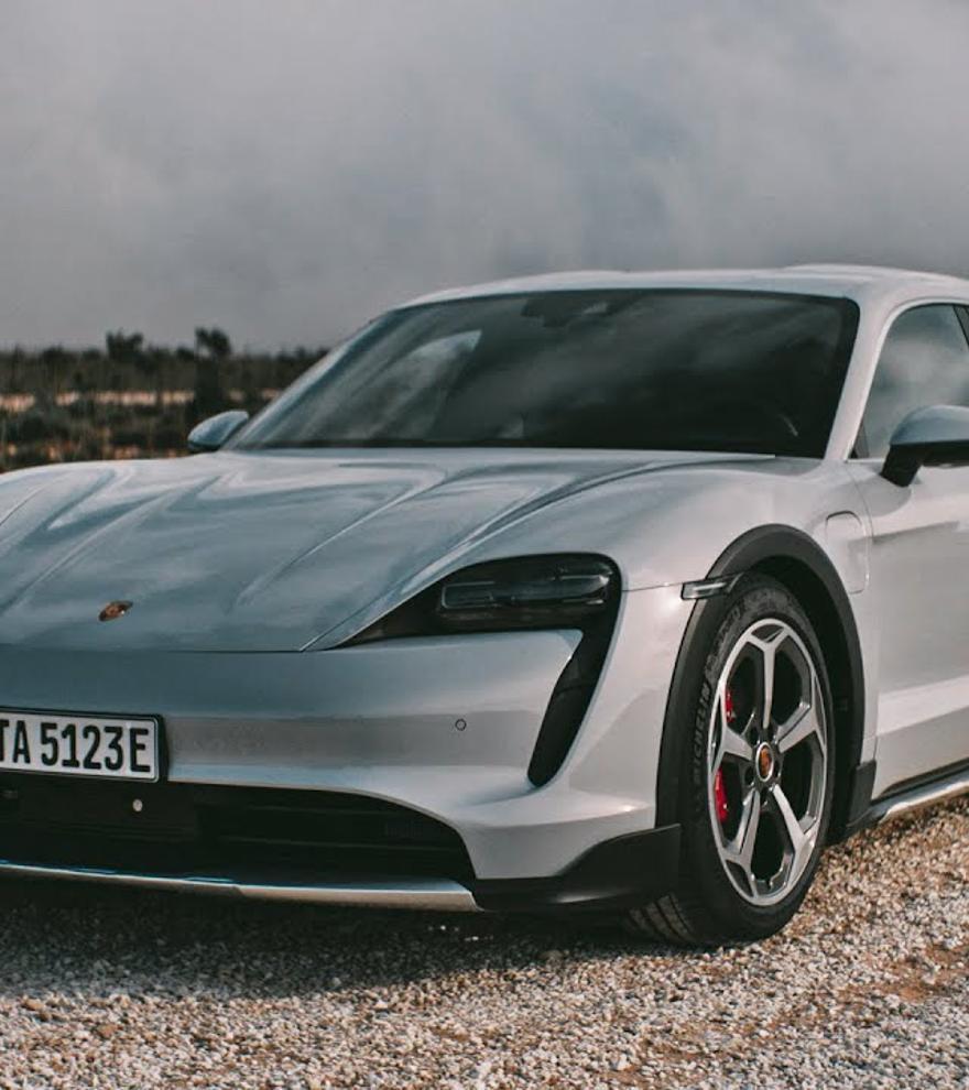 Vídeo: Probamos el Porsche Taycan Cross Turismo