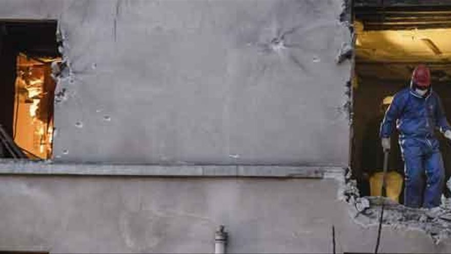 Hallan un tercer cadáver tras el asalto a Saint Denis