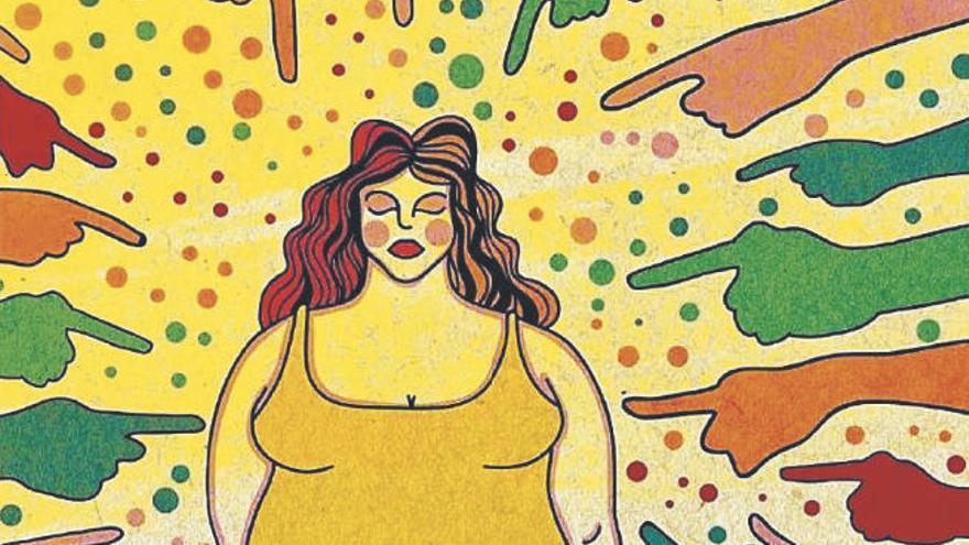 La gordofobia se ceba con las mujeres