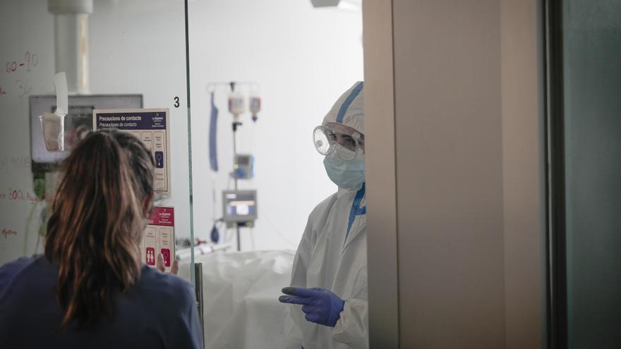 Baleares suma otros 50 casos de coronavirus y se reduce la presión hospitalaria