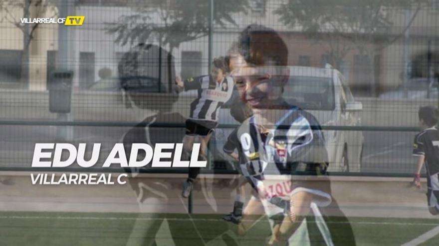 Hoy conocemos a Edu Adell