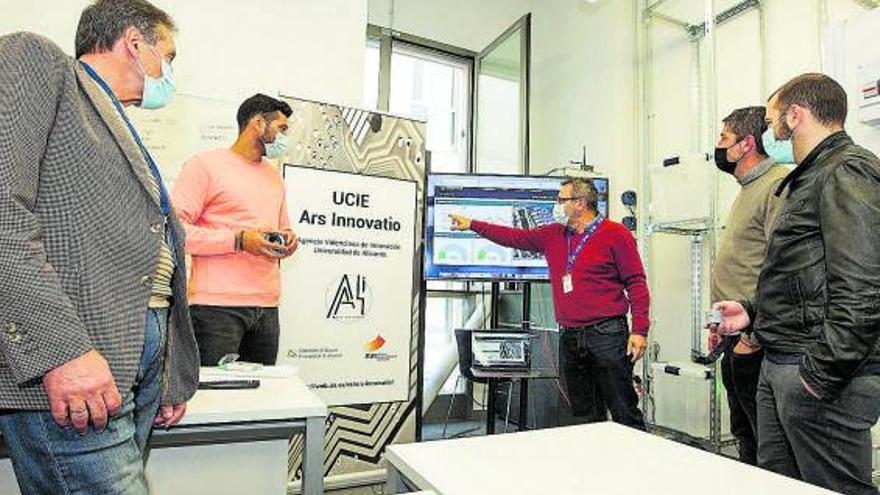 Usar la inteligencia artificial para que el ozono luche contra el virus