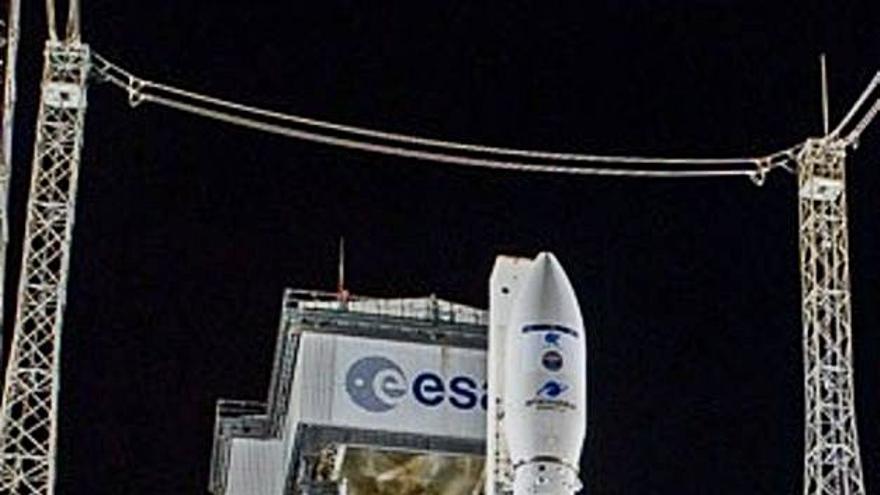 El sueño del satélite español se estrella