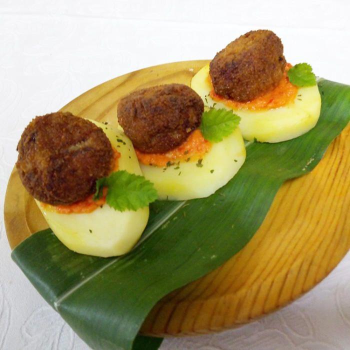 Catorce bocados para saborear agosto. Trece locales de Lalín y uno de Silleda participan desde hoy hasta el día 14 en el concurso ''Deztápate''