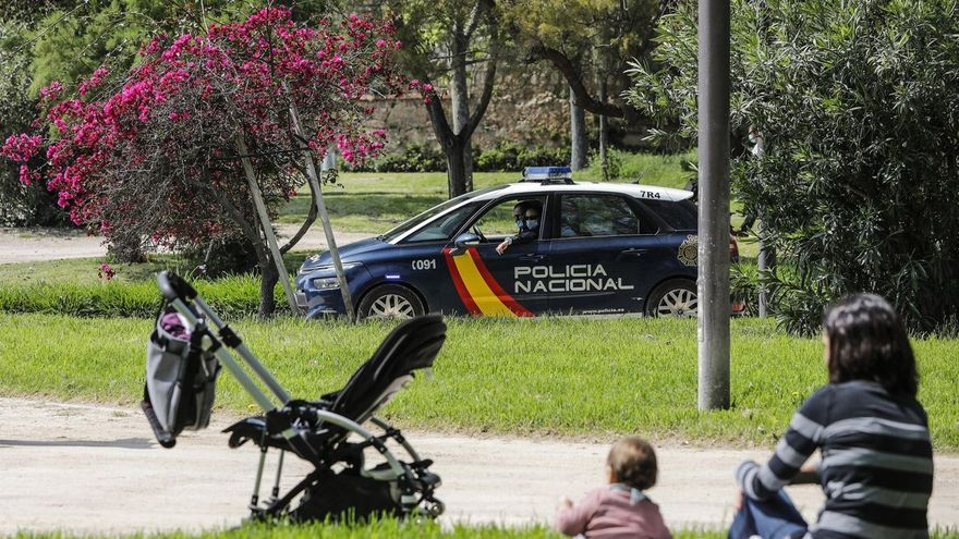 La justicia autoriza el toque de queda  los límites a las reuniones en la Comunidad Valenciana