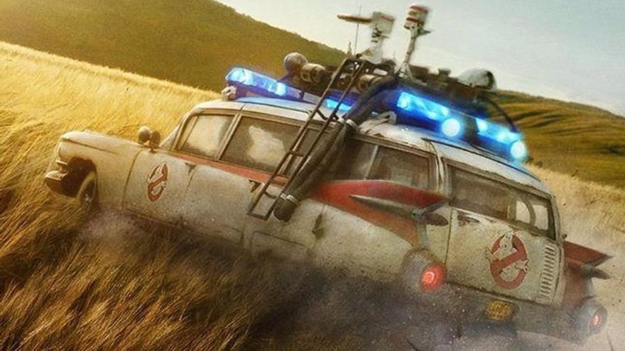 'Cazafantasmas' retrasa su secuela hasta verano de 2021