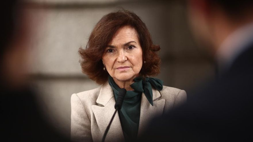 """Calvo ve """"insultante"""" que el PP se desentienda de los papeles de Bárcenas"""