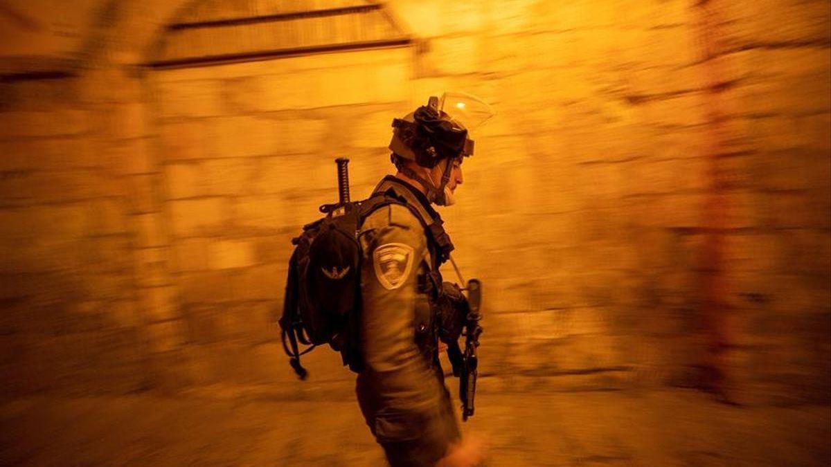 Israel bombardea posiciones de Hamás en la Franja de Gaza