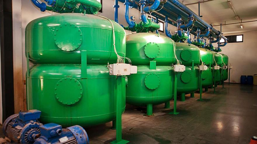 Vía libre a las obras para potabilizar el agua del embalse de Sabón