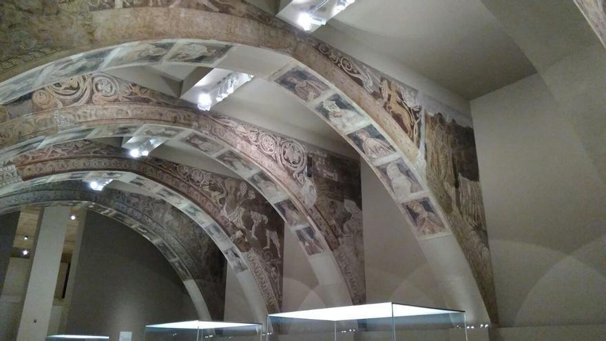 La jueza acuerda suspender el pleito de los murales de Sijena hasta que el Supremo resuelva dos recursos