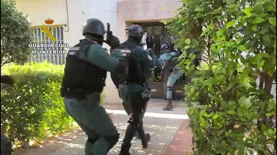 Detenidos 7 miembros de 'Dominican Don't Play' por delitos de agresión sexual y lesiones: operaban en Madrid y Guadalajara