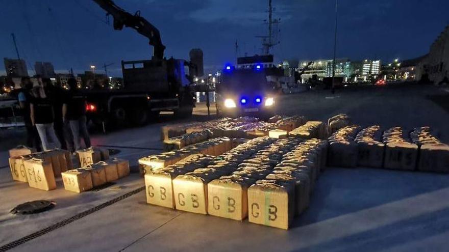 Haschisch-Import-Export begann auf Mallorca