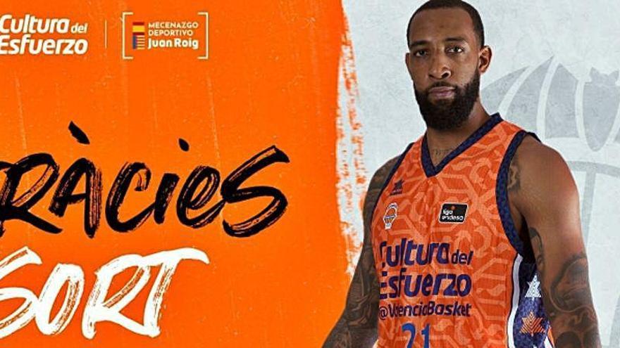 El Valencia Basket hace oficial la primera salida del equipo