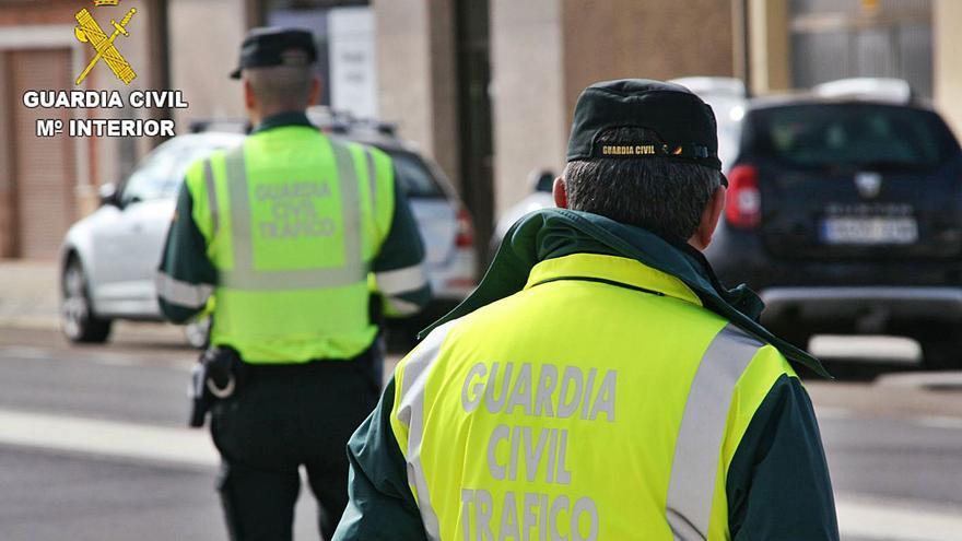 Detenido un gijonés en León tras huir en coche de forma temeraria y luego a pie