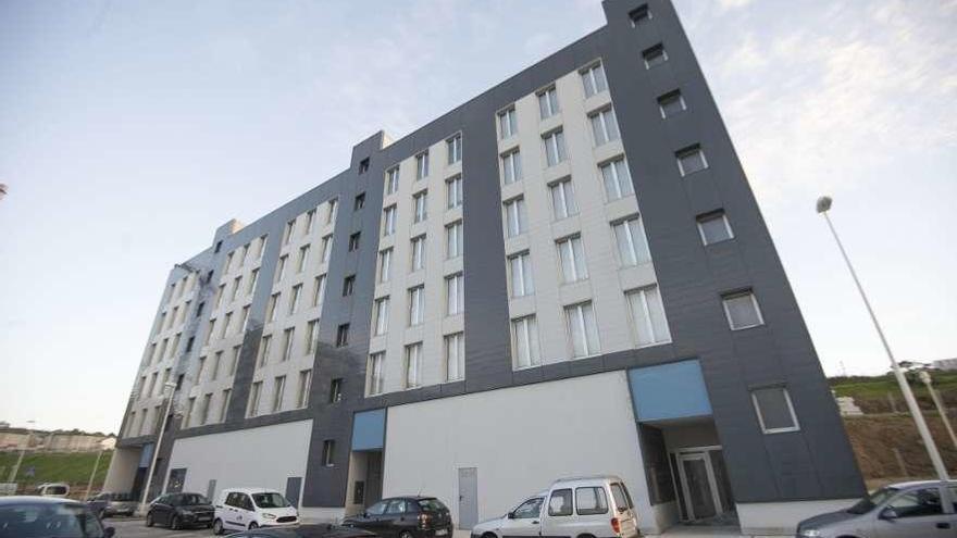 El primer edificio del ofimático podrá ser ocupado tras diez años de trámites y obras