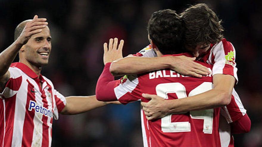 El Athletic fortalece su plaza de Liga de Campeones