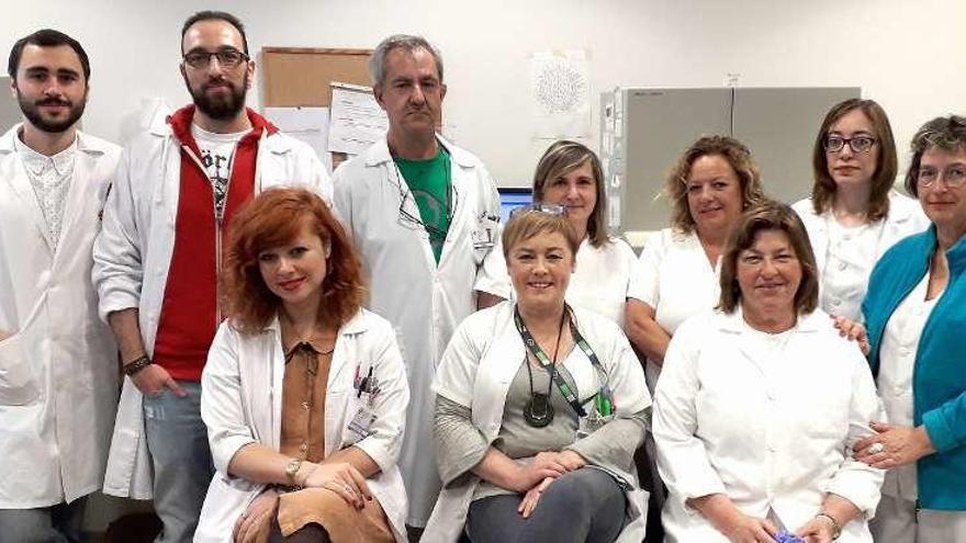 El HUCA duplica los tests diagnósticos con secuenciación masiva de genes