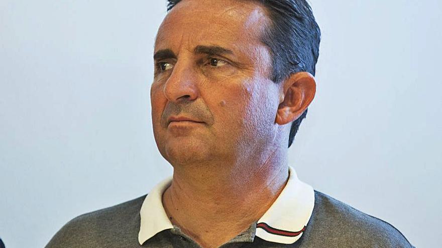 Bernabé Cano: «No entra en mis planes dimitir porque he actuado bien»