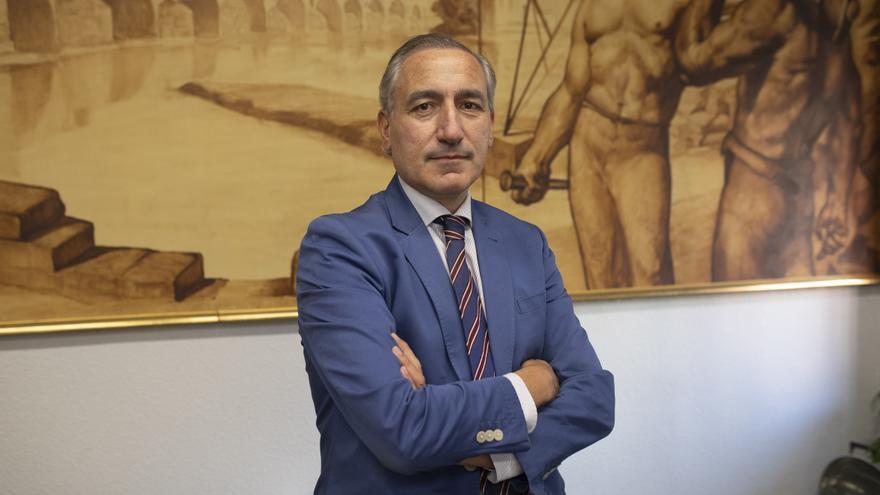 """Carlos Prieto: """"Hay que tratar  de utilizar nuevas herramientas"""""""