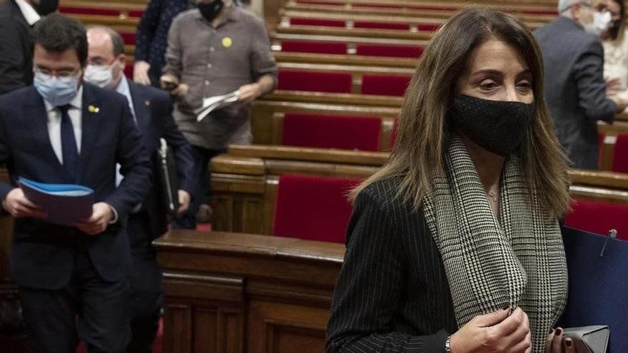 El Govern no aclareix d'on surten els 440.000 euros per pagar el documental sobre el judici del procés a TV3