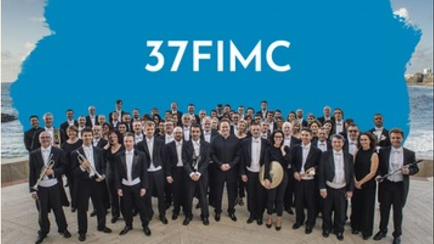 37º FIMC: Orquesta Filarmómica de Gran Canaria