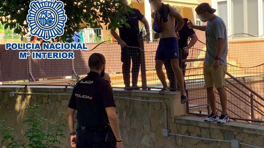 Cuatro detenidos por robos en viviendas en Alicante