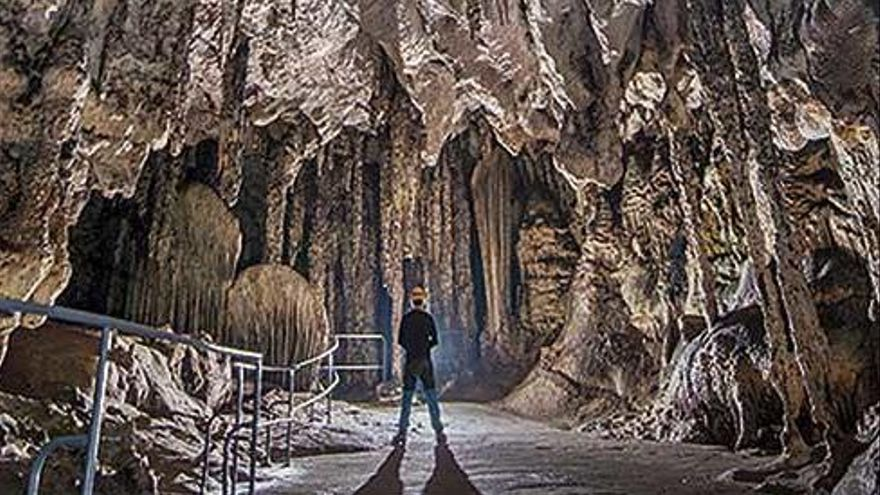 Höhlenforscher warnen, wie hoch das Meer bei Erderwärmung steigt