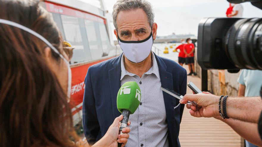 El Govern defiende las restricciones a los atraques aprobadas por la APB en los puertos de Ibiza y la Savina