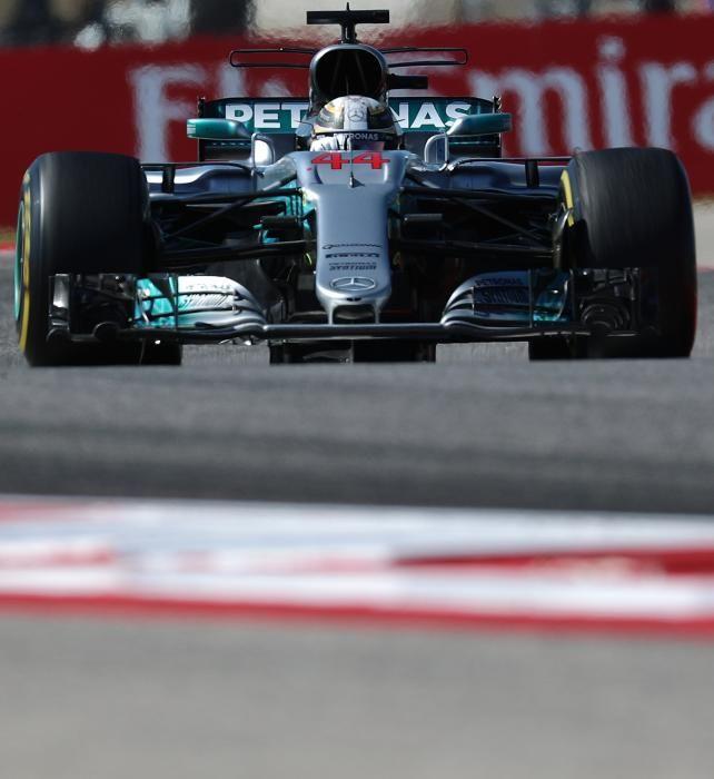 Gran Premio de EEUU de Fórmula 1