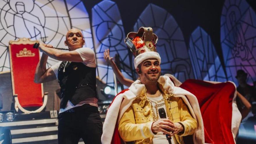 'We love Queen' inaugura la nueva temporada del Teatro Guerra de Lorca