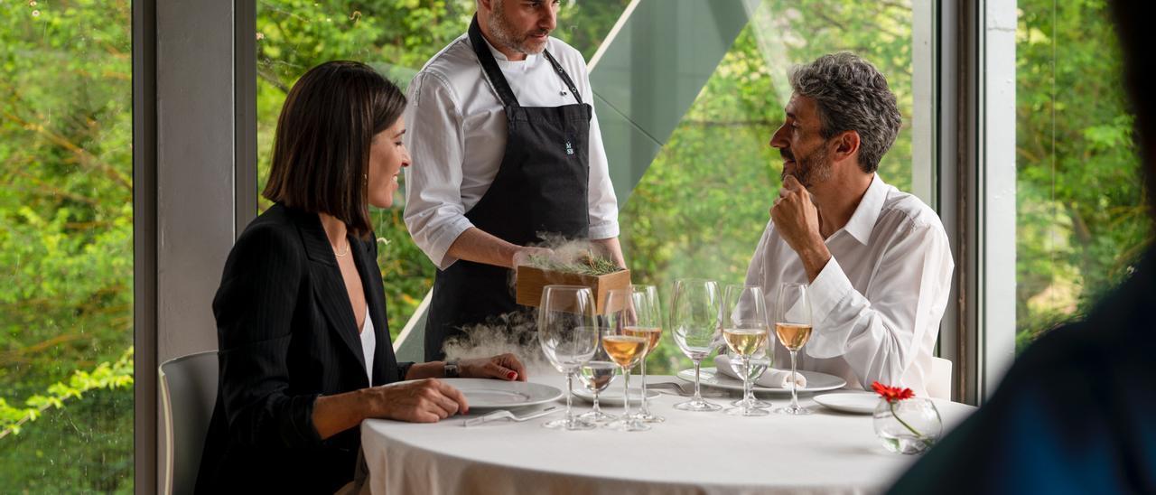 L'Ó, l'únic restaurant amb estrella Michelin del Bages, reobre portes