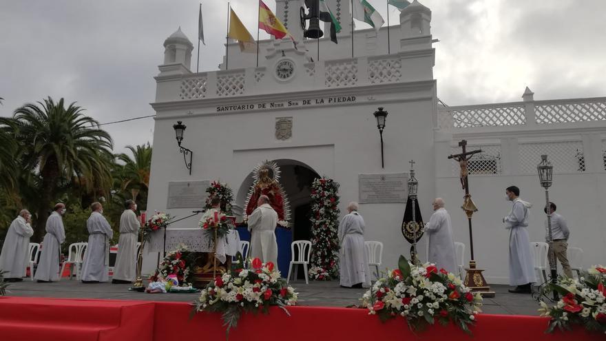 La misa de San Marcos se hará el día 25 en el atrio de la Piedad