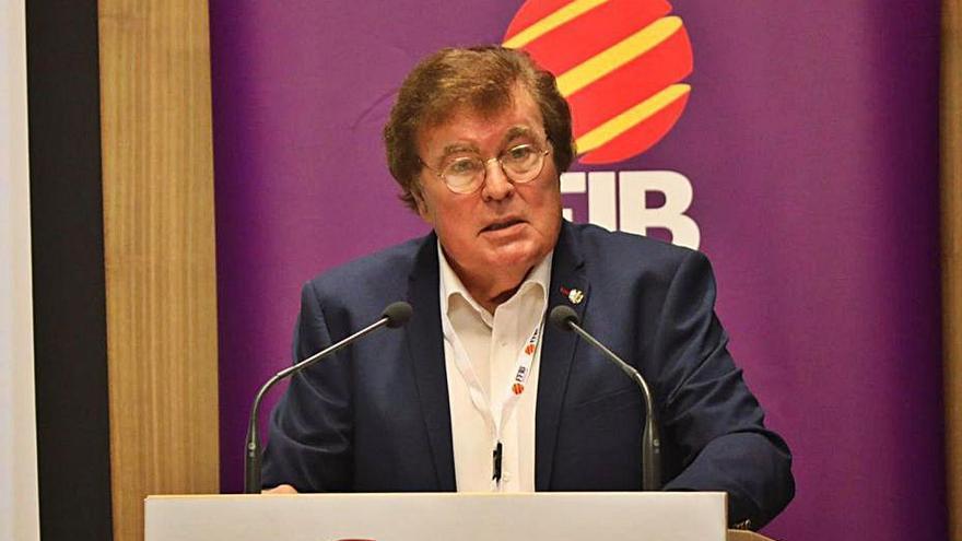 La Federación Balear se compromete a ayudar a los árbitros para la erradicación de la violencia