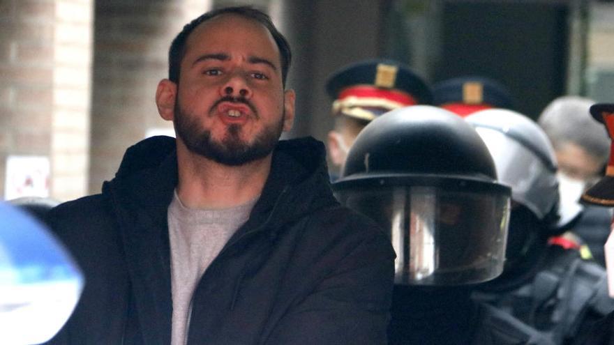 L'Audiència Nacional confirma que Pablo Hasel haurà de complir 16 mesos més de presó per no pagar les multes