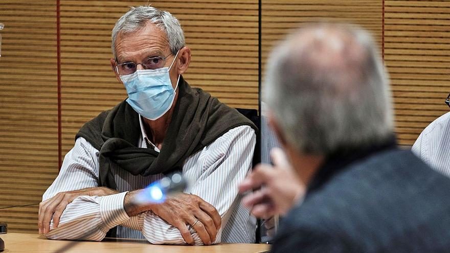 Una testigo sostiene que el exdirector de Infecar ordenó favorecer al CCN
