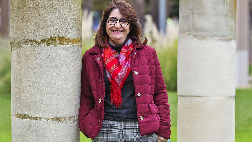 Amparo Navarro: «Vamos a fortalecer la facultad de Ciencias de la Salud venga o no Medicina»