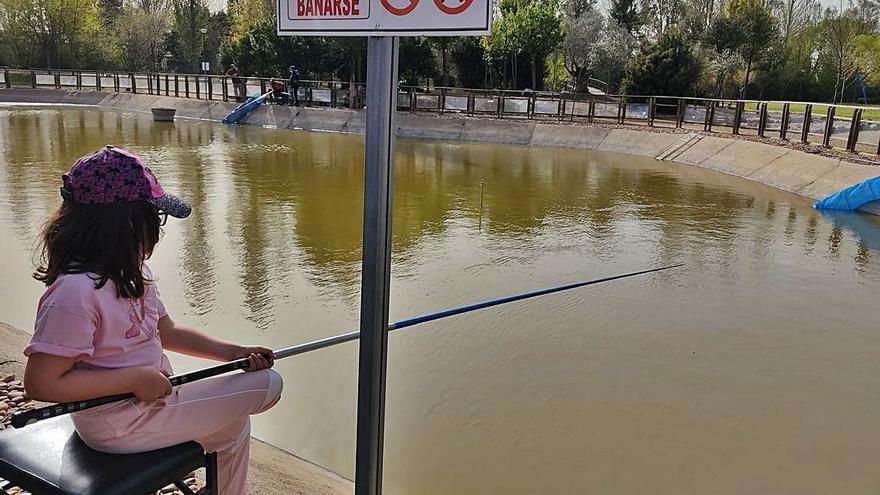 El Concurso de Pesca no falta a su cita con La Veguilla de Benavente
