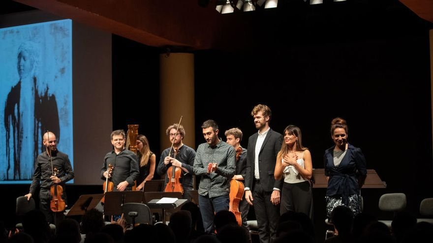 Estrena absoluta de l'òpera Diàlegs de Tirant e Carmesina a Festival Castell de Peralada