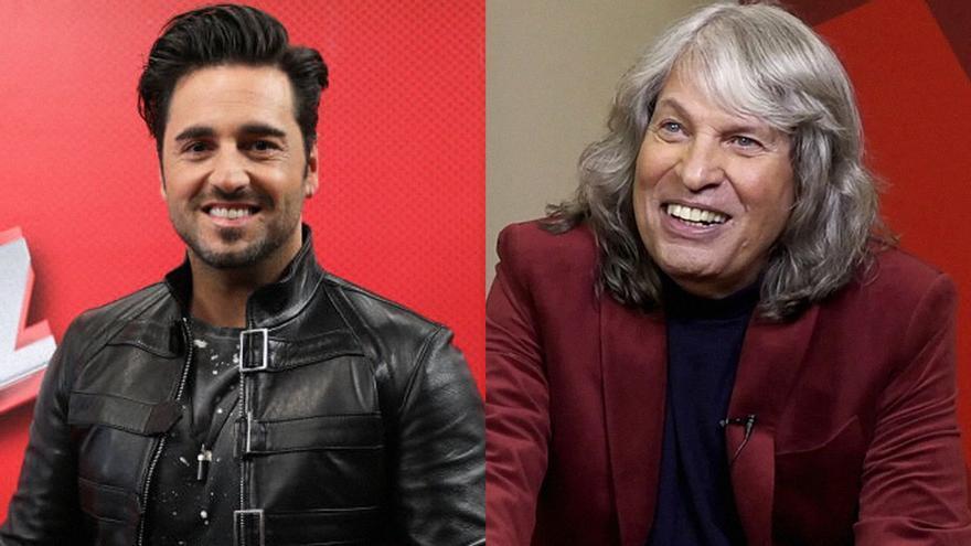José Mercé y Bustamante completan el equipo de coaches de 'La voz senior' en Antena 3