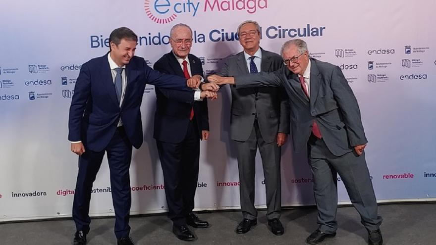 El proyecto eCity de Endesa convertirá al PTA en un espacio 100% sostenible para 2027