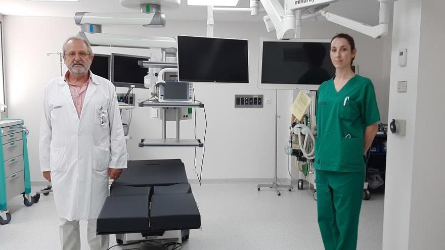 El Hospital General de Elche amplia las consultas de la Unidad de Litotricia y Suelo Pélvico