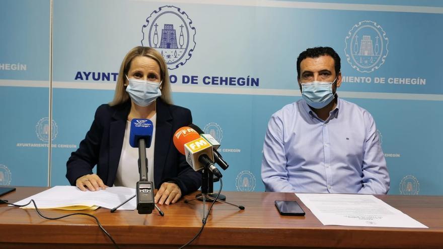 Primera reunión entre Del Amor y Moya en Cehegín para actualizar el pacto