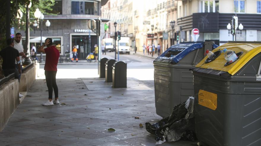 La basura está en nosotros